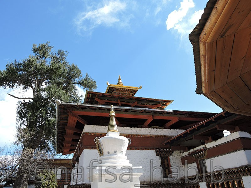 kyichu lhakhang - Five Must Visited Place in Paro, Bhutan