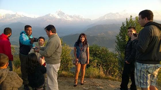 Natural Beauty of Nepal