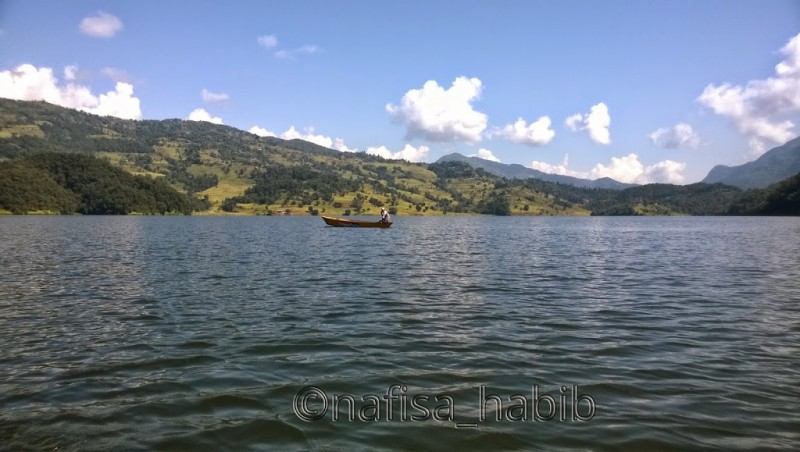Top Natural Attractions of Nepal in Pokhara - Amazing Beauty of the Begnas Lake