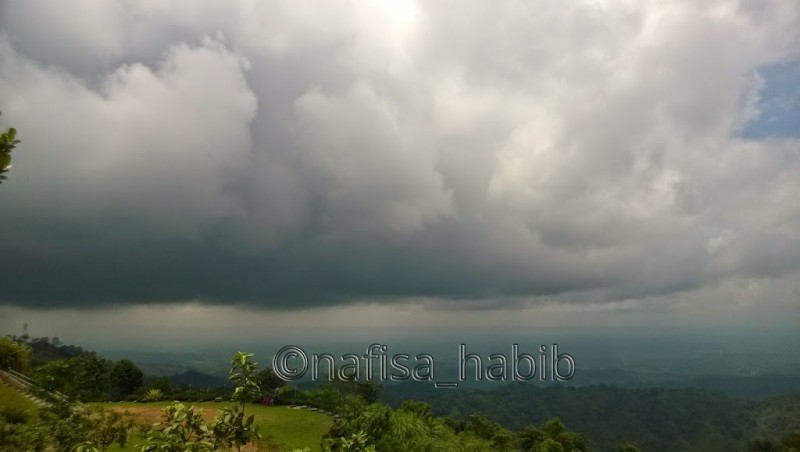Amazing Sky View from Nilgiri, Bandarban