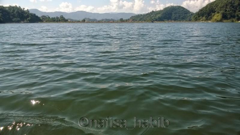 Beauty of Begnas Lake