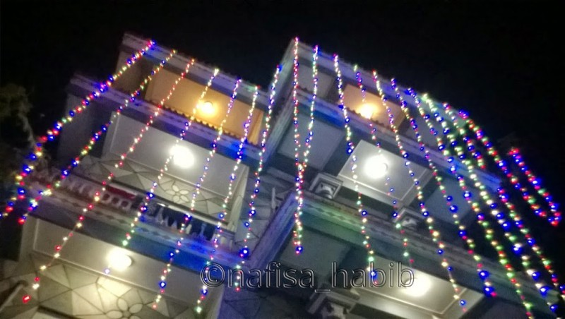 hotel grand holiday during tihar - Tihar Celebration in Pokhara, Nepal