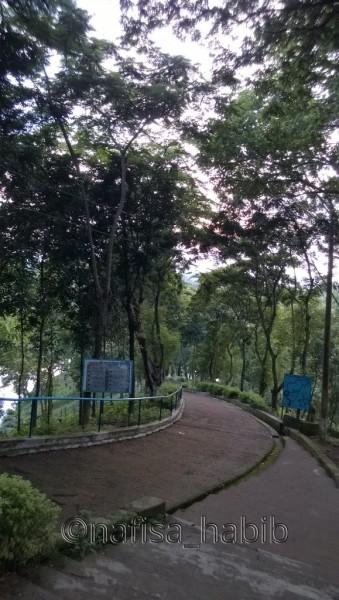 Meghla Parjatan Complex
