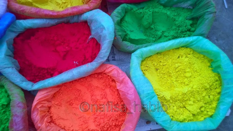 Rangoli Colors