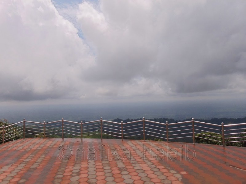Sky View from Nilgiri