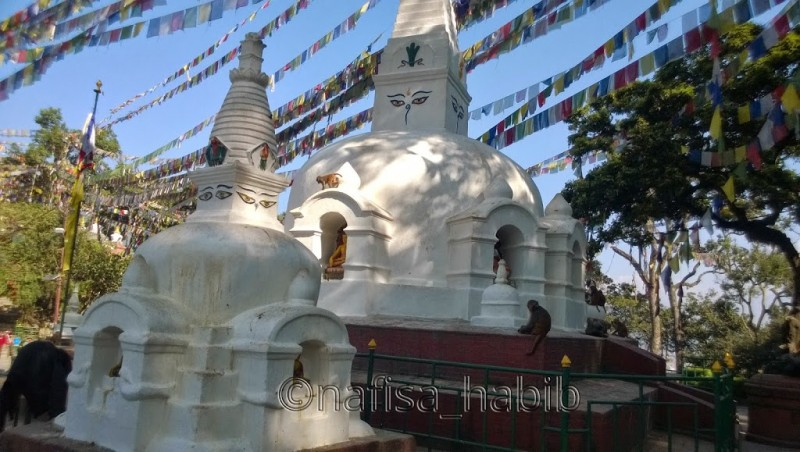 swayambhunath temple - 4 Must-Visit World Heritage Sites in Nepal [Cultural Heritage Sites]