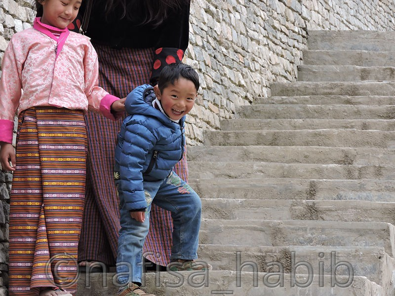 World's Happiest Country Bhutan - Changangkha Lhakhang