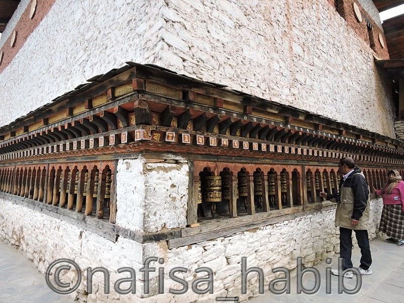 Bhutan's Oldest Temple - Changangkha Lhakhang, Thimphu