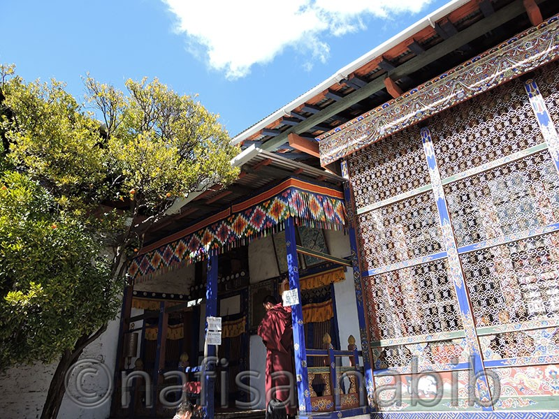 Colorful Kyichu Lhakhang
