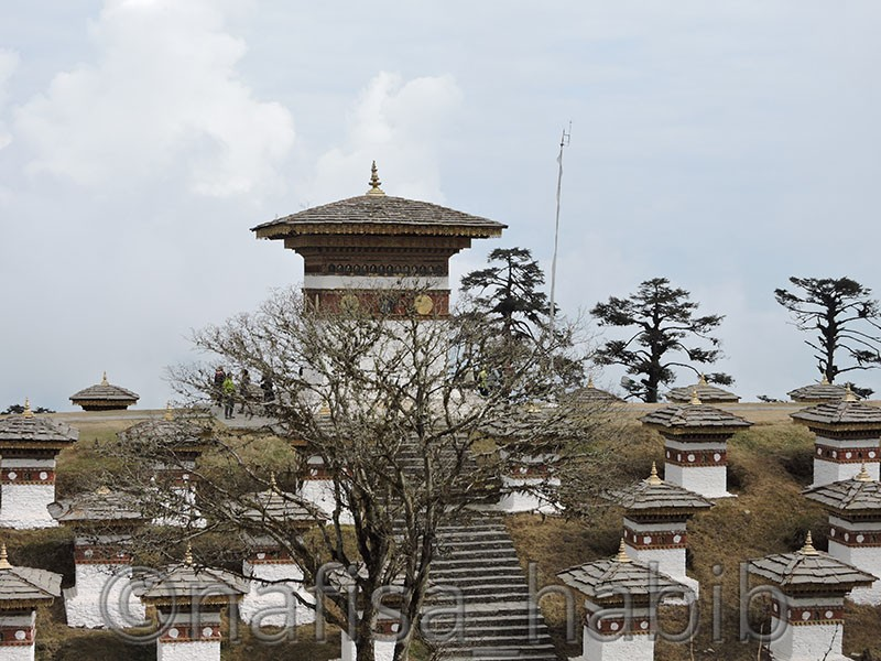 dochula pass - Top Six Places to Visit in Thimphu, Bhutan