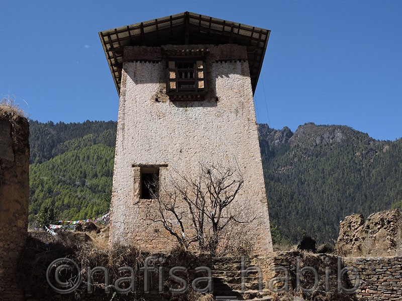 drukyel dzong - Five Must Visited Place in Paro, Bhutan