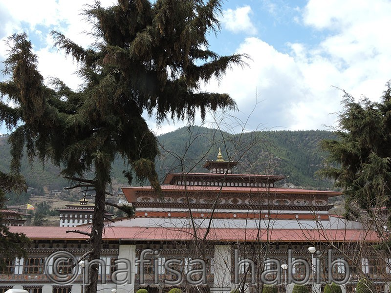 saarc building in thimphu - Top Six Places to Visit in Thimphu, Bhutan