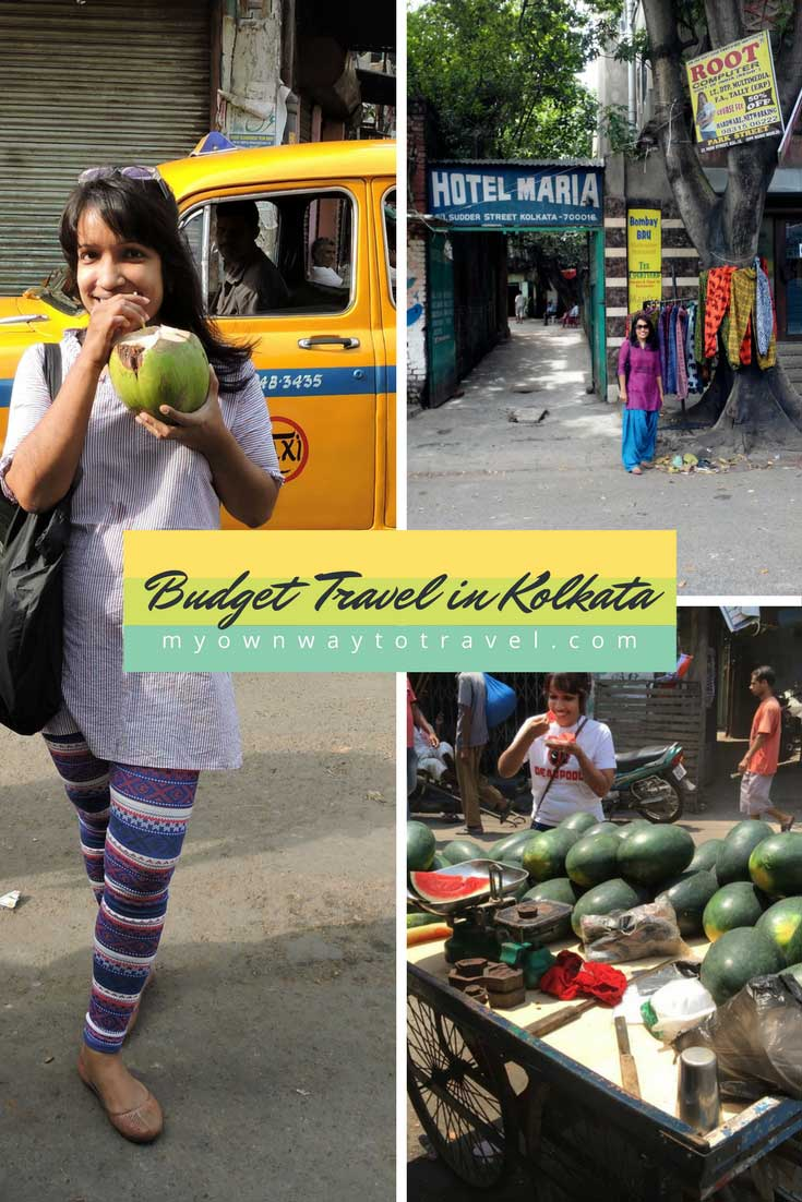 Budget Travel in Kolkata, India