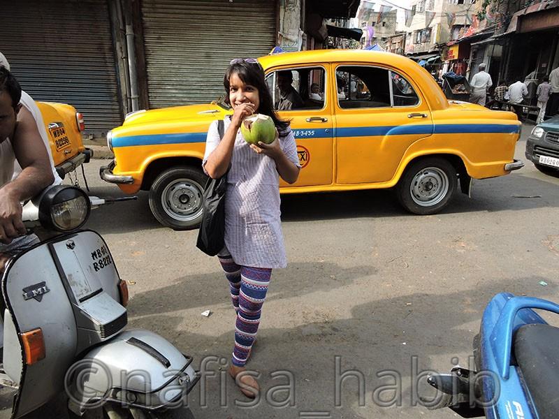 Travel Like a Local in Marquis Street, Kolkata