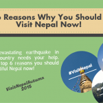 6 Reasons To Visit Nepal Now