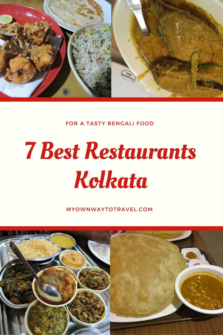 Best Restaurants To Try Bengali Food in Kolkata