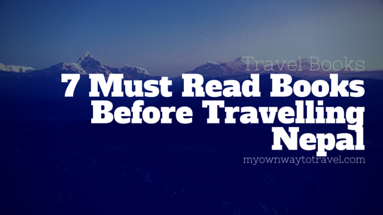 Travel Books on Nepal