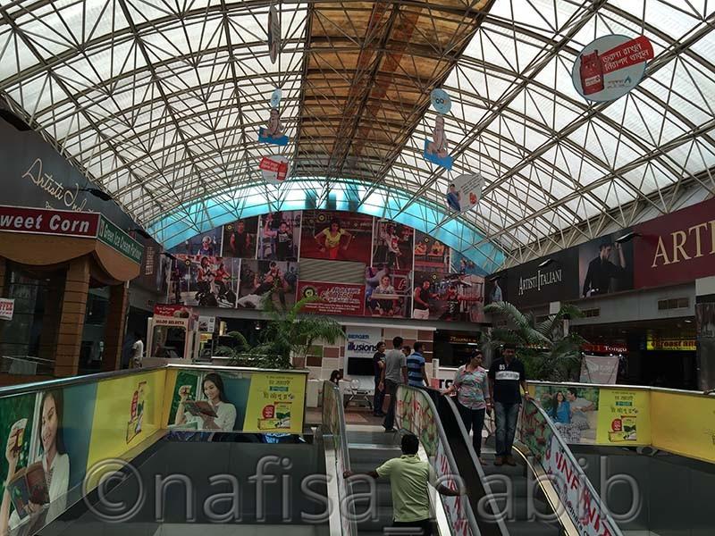 Bashundhara City Level 8 - Bashundhara City: Modern Travel Attraction in Dhaka, Bangladesh