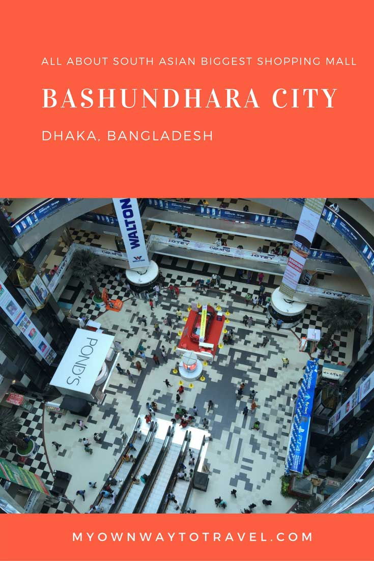 How To Explore Bashundhara City Shopping Mall in Dhaka, Bangladesh