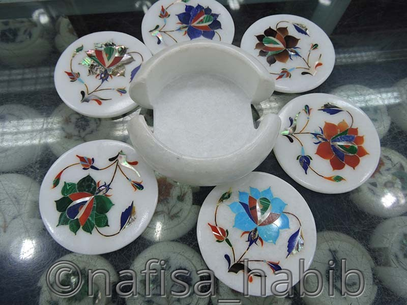 agra marble crafts - My 10 Days Historic Solo Trip in India [When Travelling Is More Than Fun]