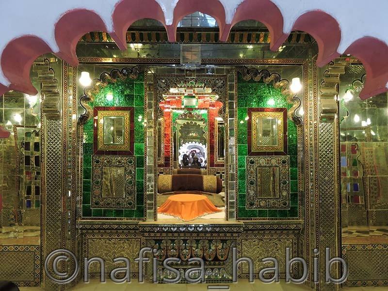 City Palace Sheesh Mahal, Udaipur