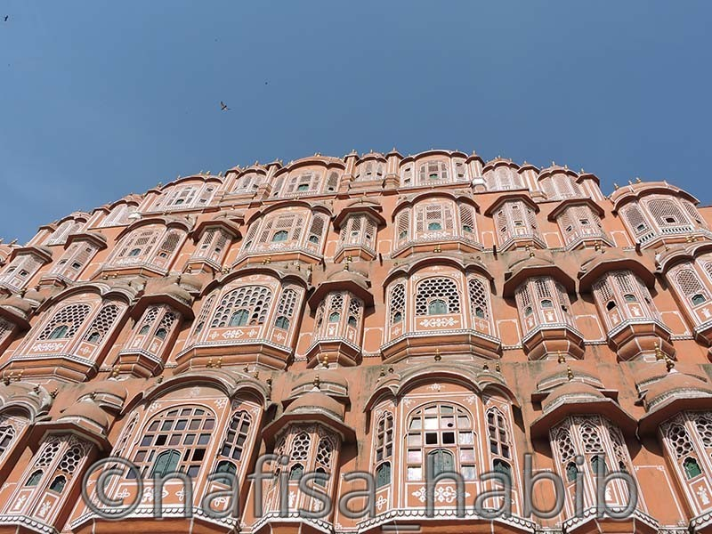hawa mahal - My 10 Days Historic Solo Trip in India [When Travelling Is More Than Fun]