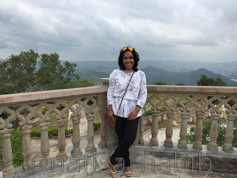 monsoon palace - My 10 Days Historic Solo Trip in India [When Travelling Is More Than Fun]