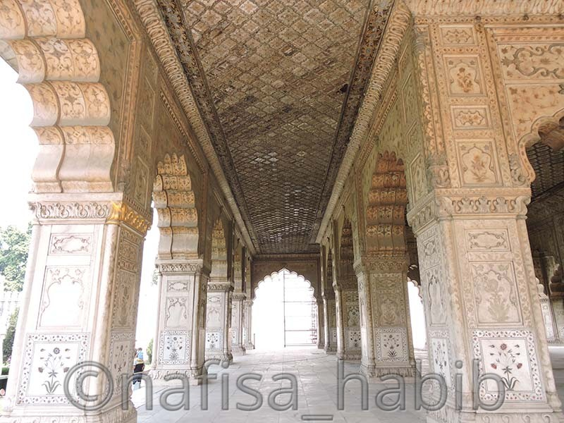 red fort diwan i khas - My 10 Days Historic Solo Trip in India [When Travelling Is More Than Fun]