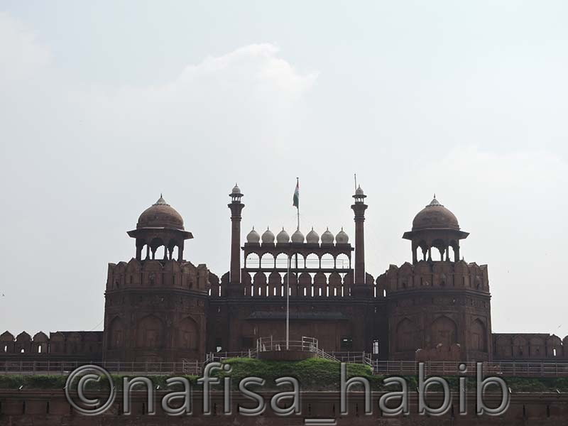 Cultural World Heritage Site (Red Fort)