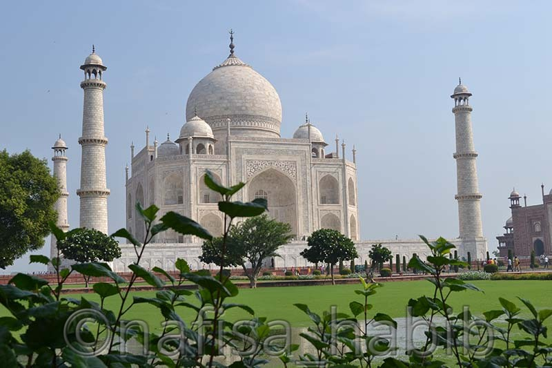 Top Tourist Attractions in India - Taj Mahal