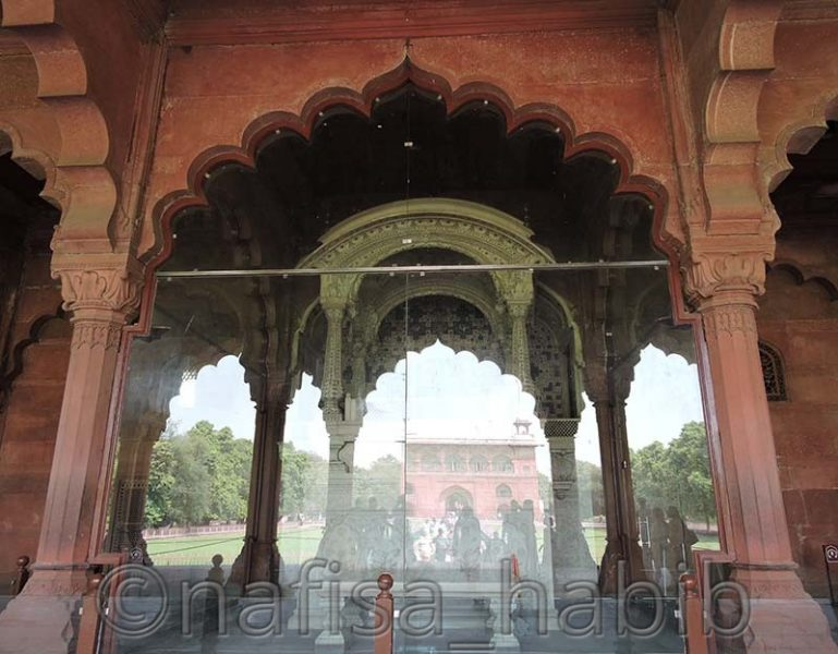 Red Fort - Diwan-i-Aam