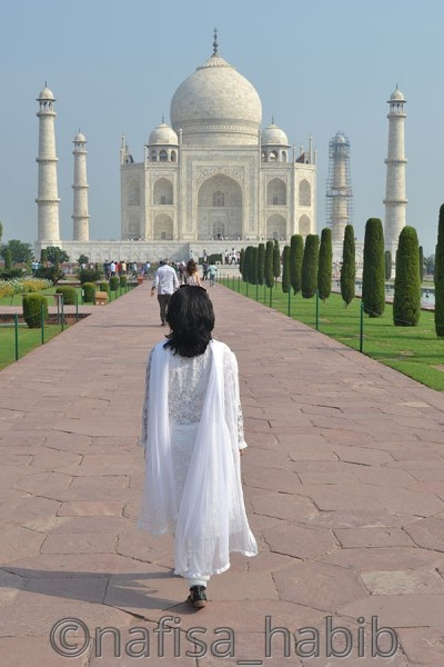 Explore Taj Mahal UNESCO World Heritage Site