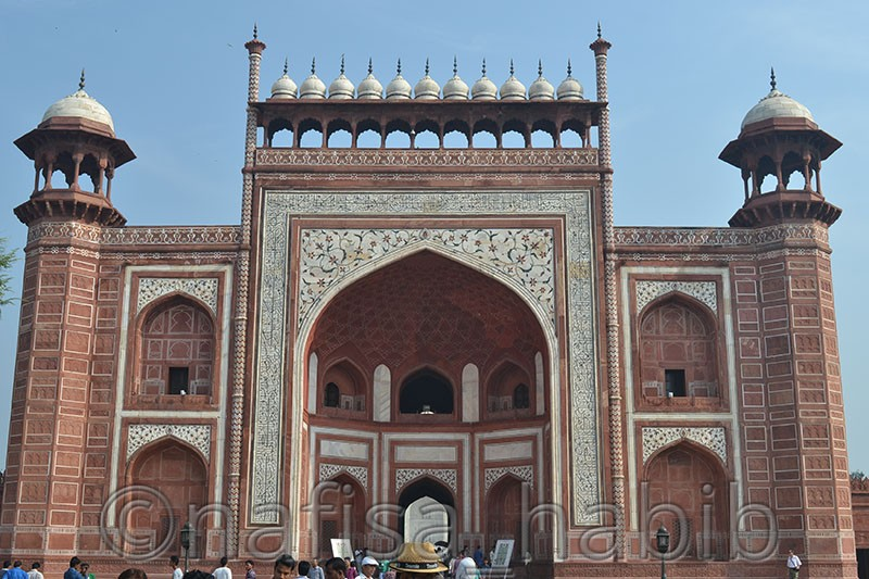 great gate of taj mahal - Taj Mahal Tour in Agra to Explore the Eternity of Love