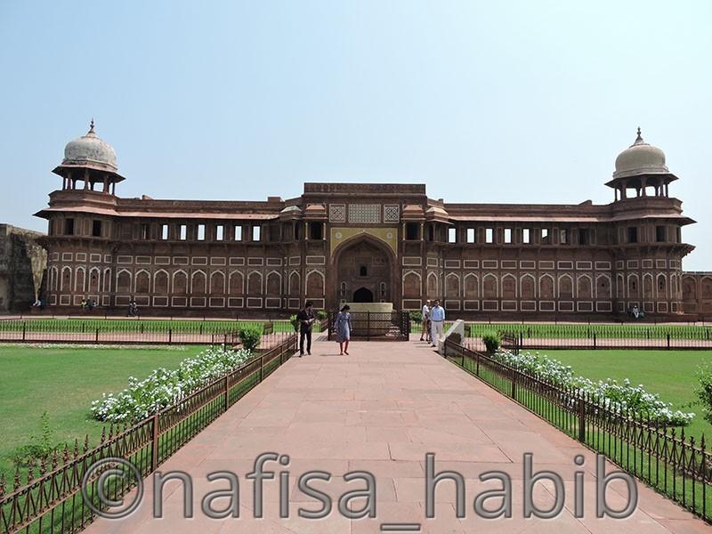 Jahangir Palace of Agra Fort