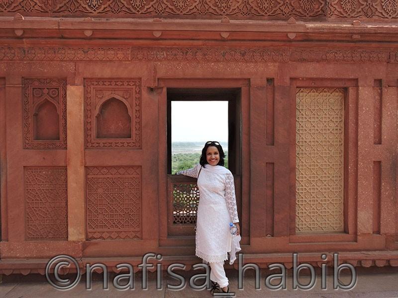 Jodha Bai Palace of Agra Fort
