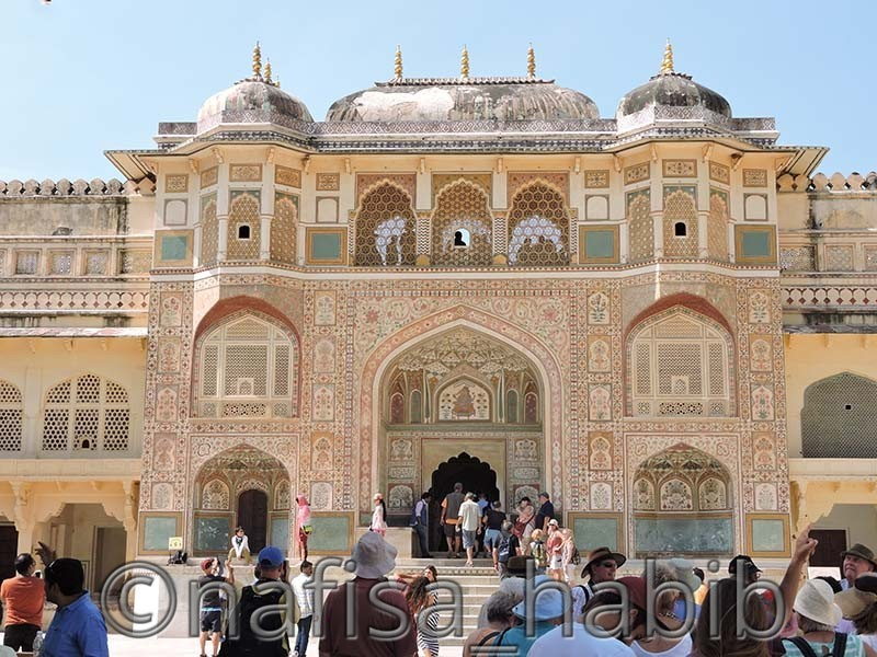 Cultural World Heritage Site (Amber Fort)