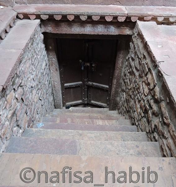Anarkali Darwaza in Fatehpur Sikri