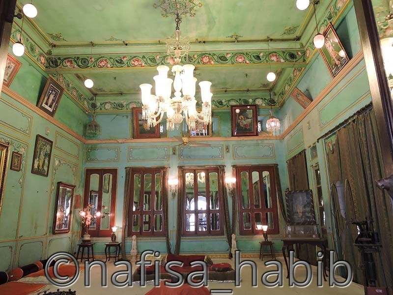 Beautiful Interior Design of the City Palace