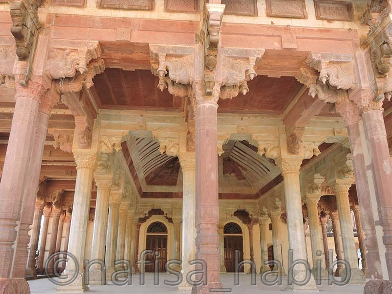 diwan i am - Amber Fort: Main Tourist Attraction in Jaipur, Rajasthan