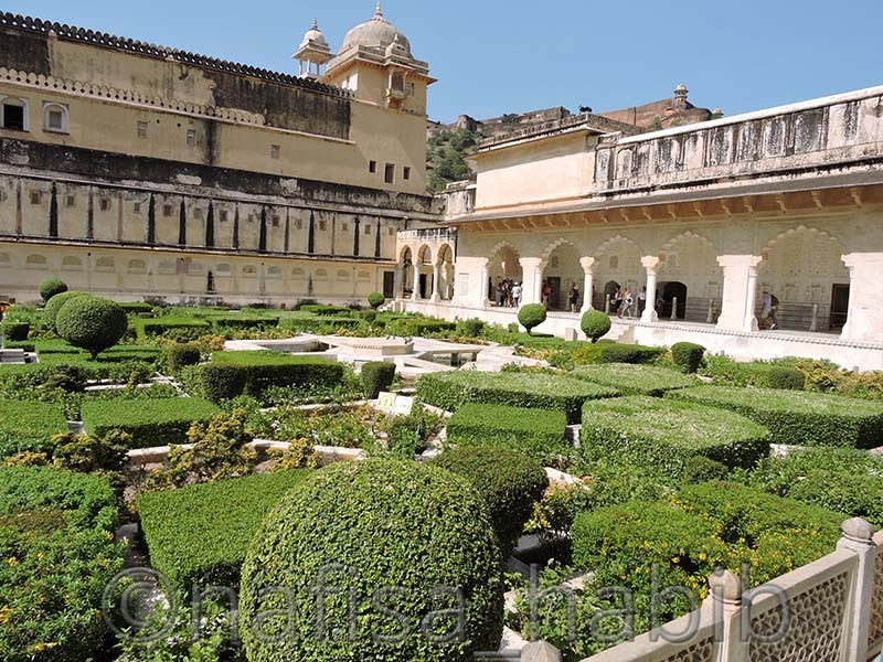 diwan i khas - Amber Fort: Main Tourist Attraction in Jaipur, Rajasthan