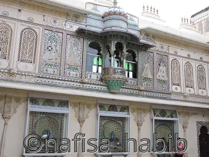 mor chowk - Udaipur City Palace: Main Tourist Attraction to Explore