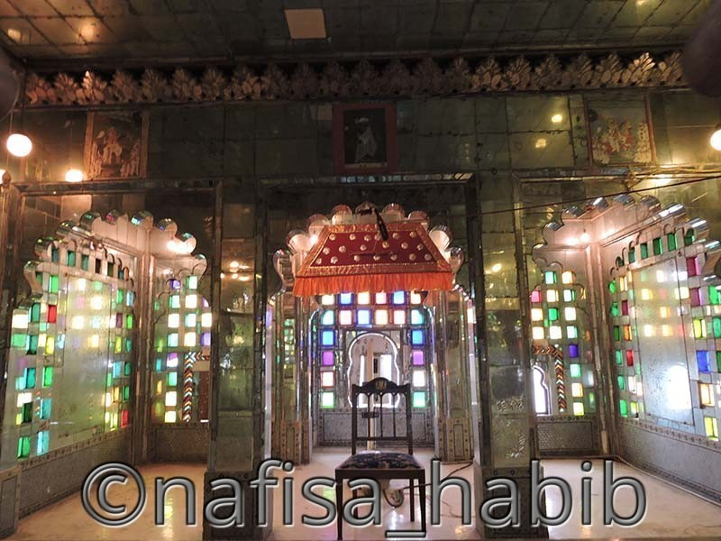 moti mahal - Udaipur City Palace: Main Tourist Attraction to Explore