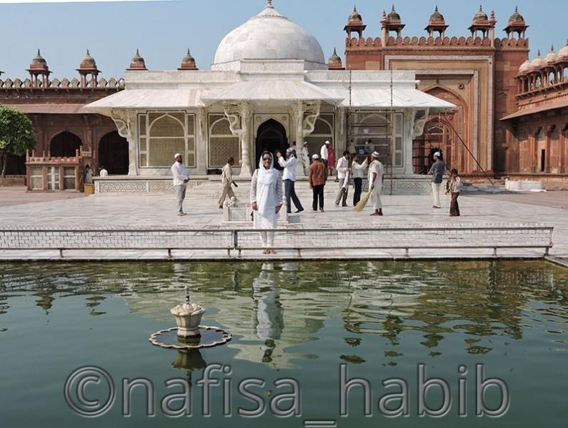 Shrine of Shaikh Salim Chishti