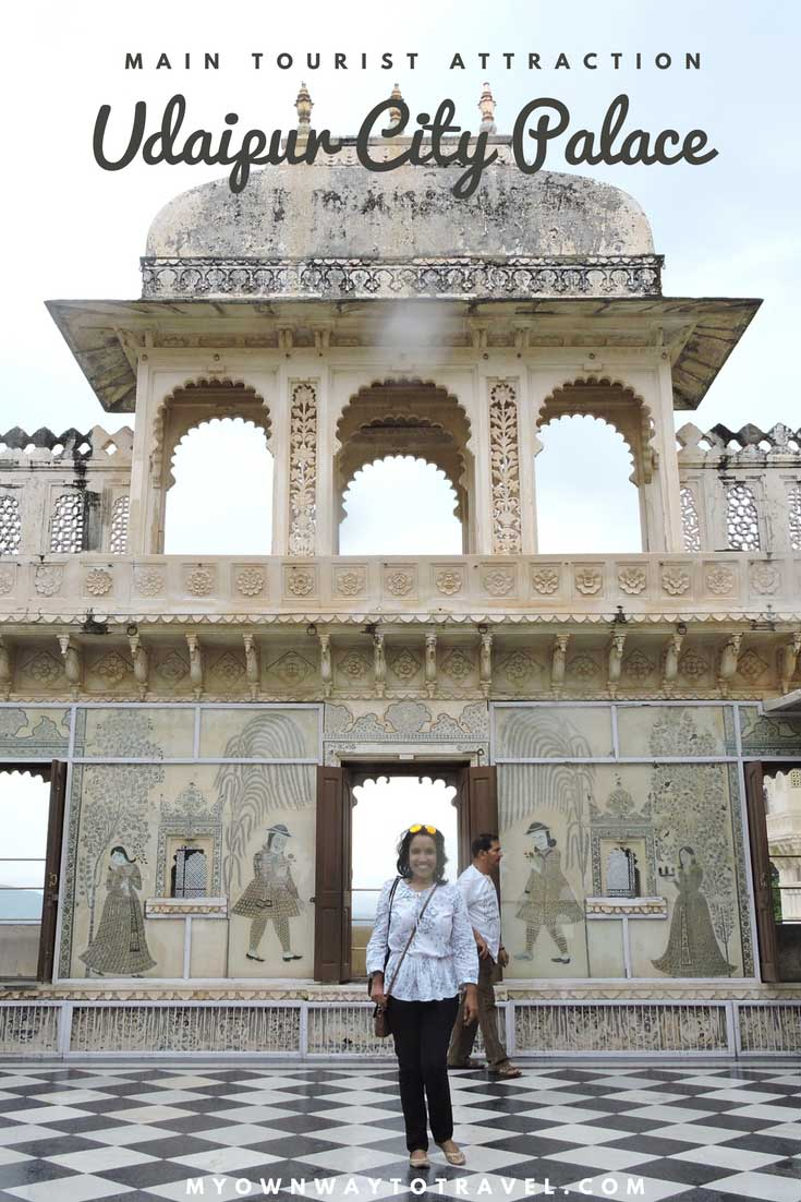 Udaipur City Palace Main Tourist Attraction To Explore