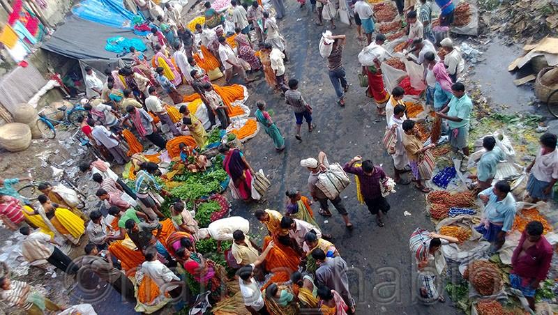 Phool Bazaar Howrah