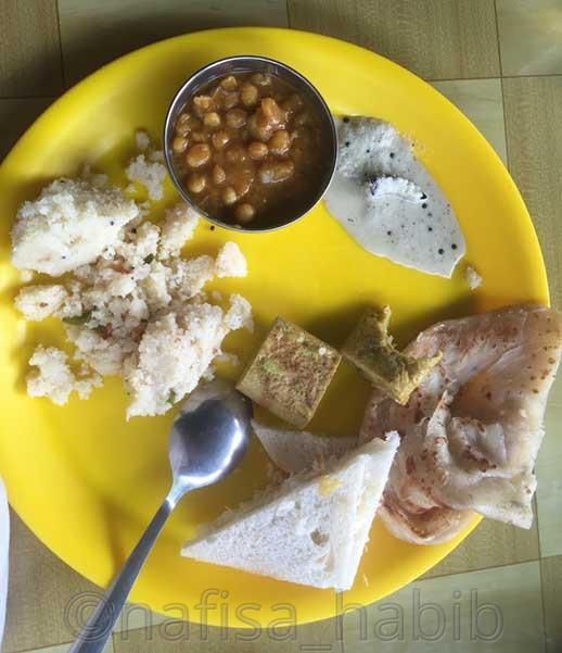 Breakfast at Nadav's Place