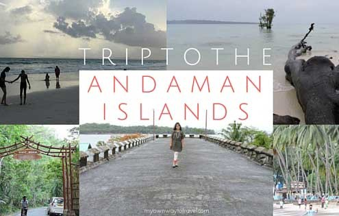 Solo Trip To The Andaman Islands