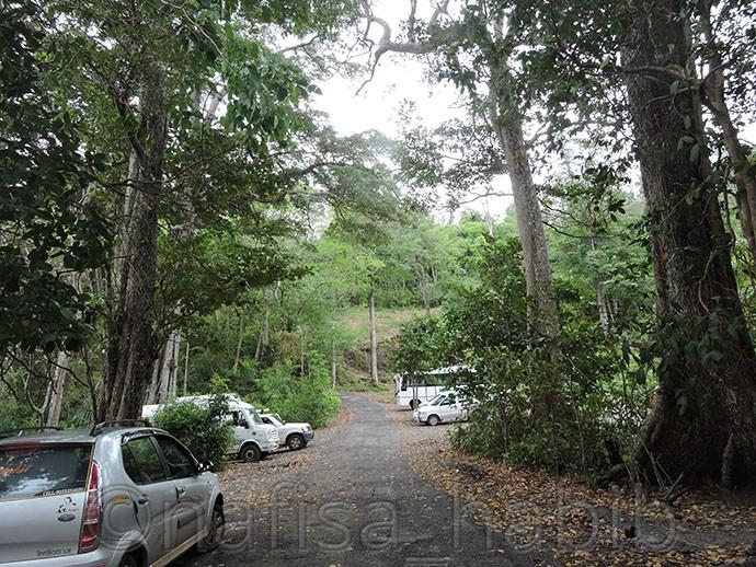 Munda Pathar Walkway