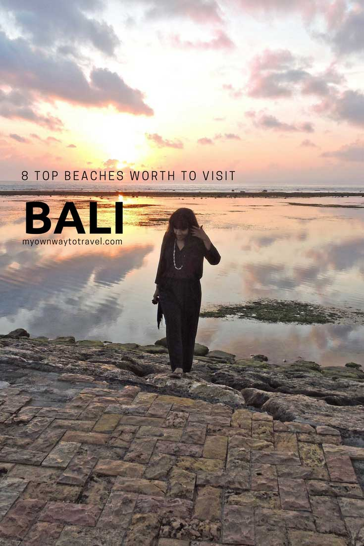 Top Beaches in Bali Worth To Visit