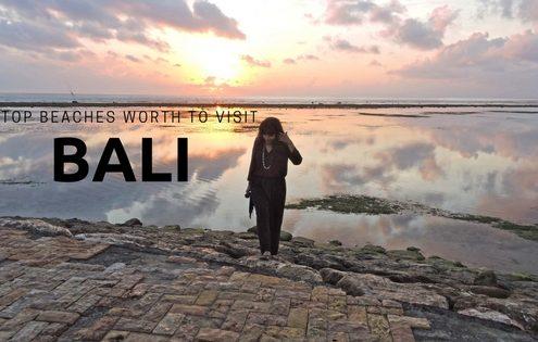 Bali Top Beaches To Explore
